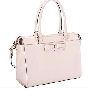 Kate Spade Beacon Court Patent Leather Tote ♠️